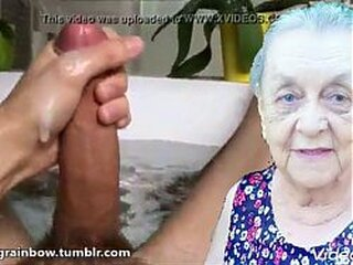 Mga video mula oldgrannylovers.com